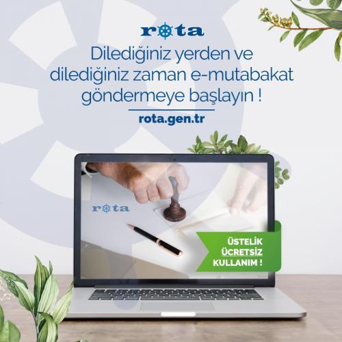 e-Mutabakat Yönetimi Yayında